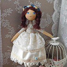 Bábiky - Lily...bábika - 6340065_