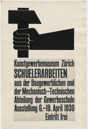 Ernst Keller, International typographic design