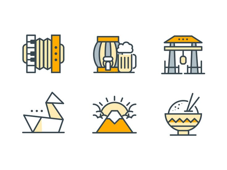 Funline Icons Culture by Ramy Wafaa