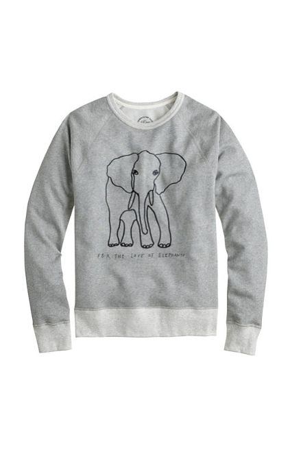 Hugo Guinness Elephant Sweatshirt