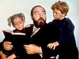 family affair, anissa Jones, Johnny Whittaker and Sebastian Cabot