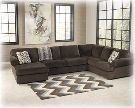 With The Ample Seating Area Of This Comfortable Sectional Making Sure That Everyone Has Best Seat In House Stylish Contemporary Design