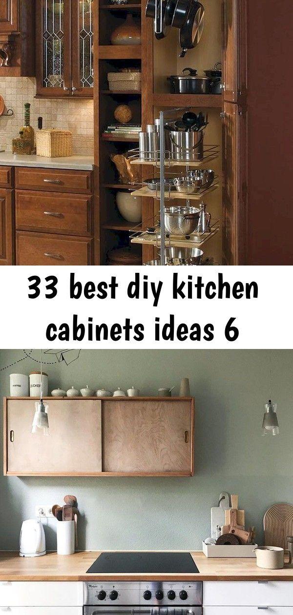 33 Best Diy Kitchen Cabinets Ideas 6 Diy Kitchen Cabinets Kitchen Cabinets Kitchen