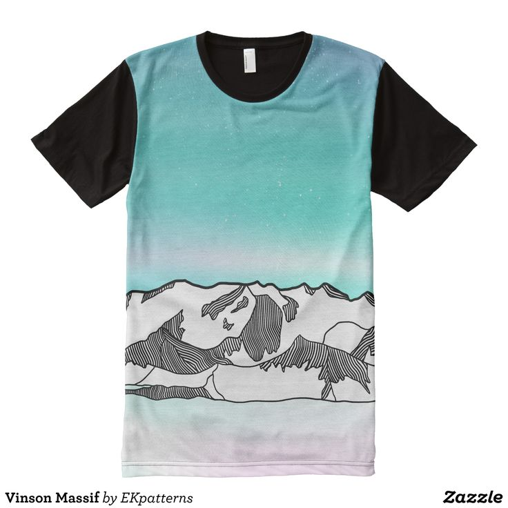 Vinson Massif All-Over-Print Shirt - Visually Stunning Graphic T-Shirts By Talented Fashion Designers - #shirts #tshirts #print #mensfashion #apparel #shopping #bargain #sale #outfit #stylish #cool #graphicdesign #trendy #fashion #design #fashiondesign #designer #fashiondesigner #style