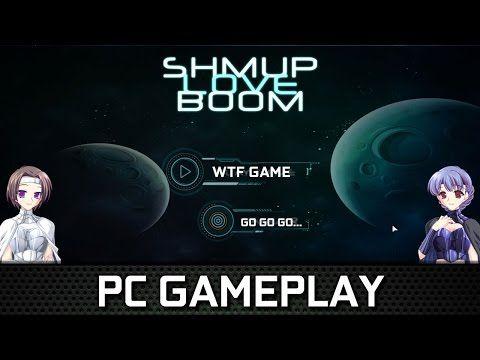 Shmup Love Boom | Gameplay PC