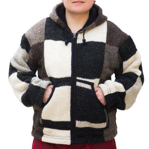 Checkered Kids Jacket