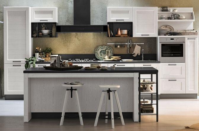 cucine moderne contemporanee stosa - modello cucina york 02
