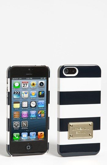 MICHAEL Michael Kors iPhone 5 Case | Nordstrom