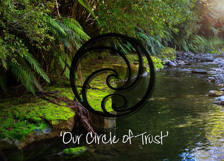 Living Nature 'Our Circle of Trust' - When you see our logo on a product, you can trust that it has been made with absolute integrity and honesty, to nurture your skin, protect your health and protect our planet.