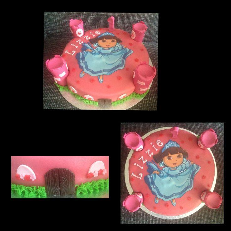 Prinses dora taart