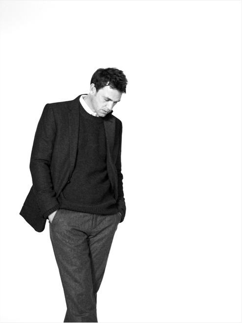 Dougray Scott.  #fashion  #style  #mens