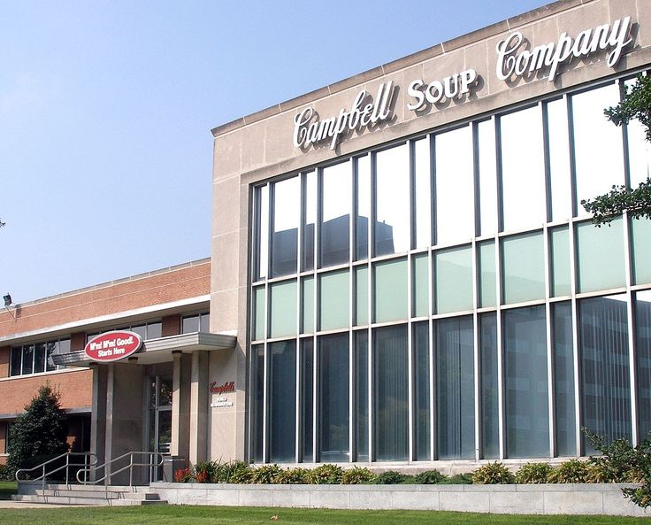 Campbell Soup Company - Wikipedia