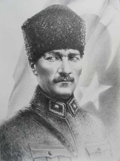 Atatürk - Nevzat Can
