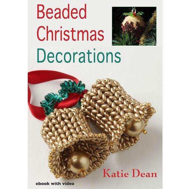 219 best karcsony images on Pinterest  Christmas crafts Bead