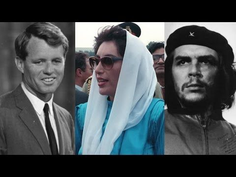 Top 10 Political Figures Who Died Too Soon (15:39)
