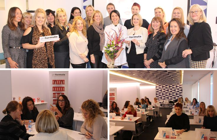 Congratulations to our pHformula skin specialists from the UK that joined us in Barcelona this week for an advanced skin resurfacing workshop, hosted by Susanna Porras (International Educator). #skin resurfacing #education #skinspecialists #UnitedKingdom