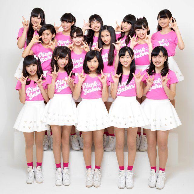 ピンク・レディーを歌い継ぐピンク・ベイビーズ、1stシングルはあの名曲 - 音楽ナタリー