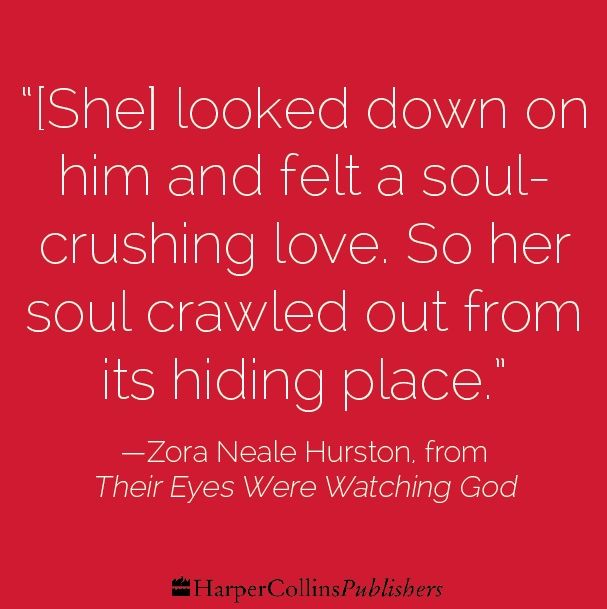 down goes hurston essay In this essay, how it feels to be colored me, zora neale hurston explores her own sense of identity through a series of striking metaphors.