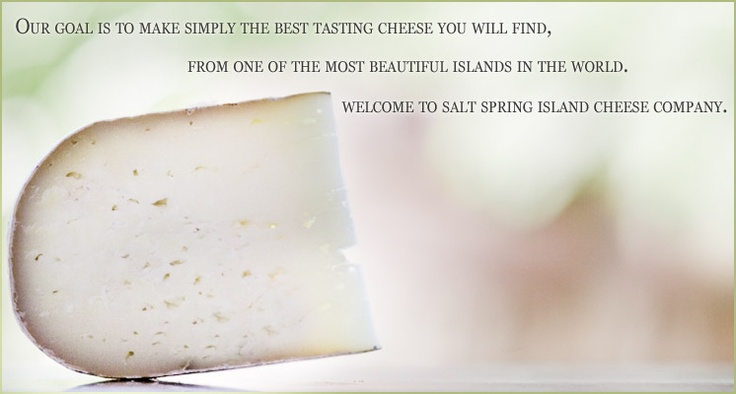 Salt Spring Island Cheese Company