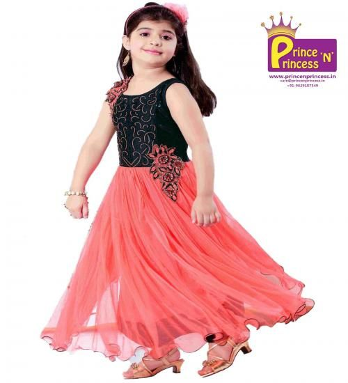 Cute Kids Gown .. BUY Online @ www.princenprince... .. BUY new born silk frock Online @ www.princenprince... .. #kids #choli #pattu #pavadai #girls #silk #traditional #designer #creative #indian #lehenga #kidswear #skirt #trendy #children #clothes #new #stylish #dresses #partywear #apparel #fashion #readymade #girl #dress #frock #gown #birthday #princess