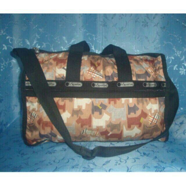 Missy's LESPORTSAC Printed Travelling Bag