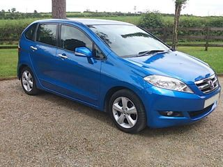 HONDA FRV SPORT 2.2 CDTi 6 Seater. Not a ford c-max,ford S-Max,renault scenic,citroen picasso,sharan Belfast Picture 1
