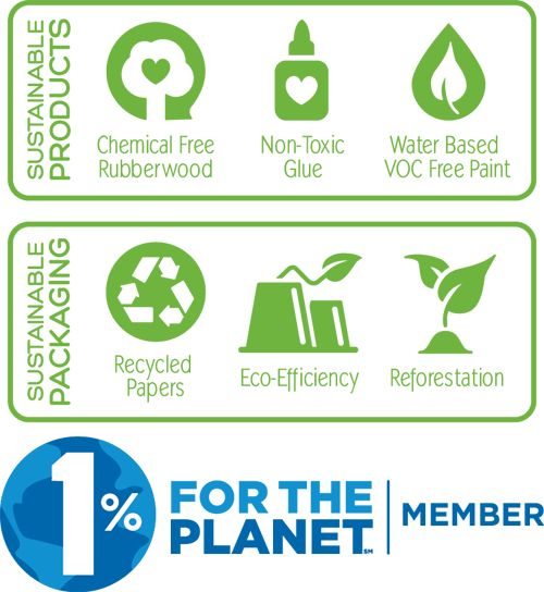 At green tones®, we believe that health and wellness come from the environment, and that business is responsible for positive change. As a member of 1% for the planet, we are part of a growing global movement of over 1,200 companies that donate 1% of our sales to dedicated environmental organizations. #green tones® #eco instruments & toys