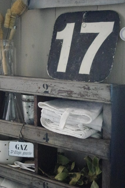 Industrial Number Plate 17