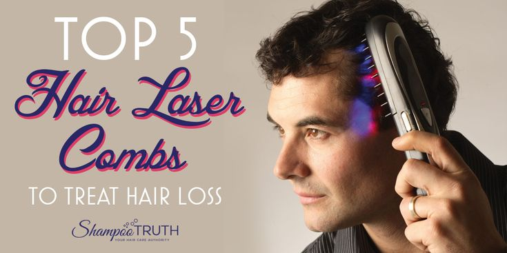 Hair laser combs were developed to help reduce hair loss and stimulate the growth of healthier hair. Find out 5 popular combs we've review in this article.