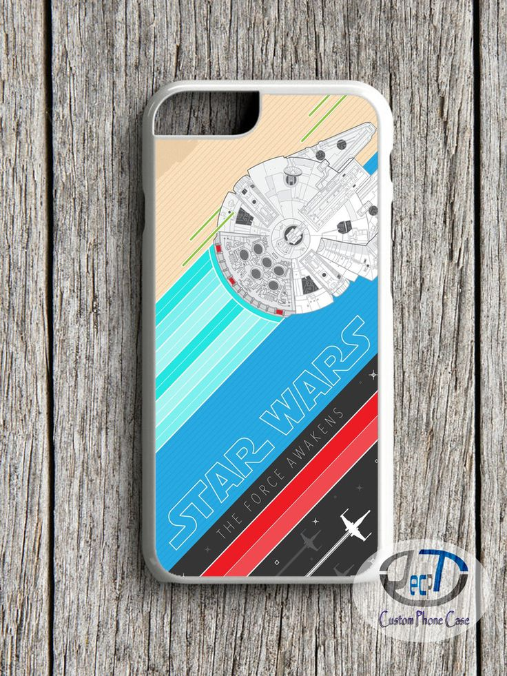Star Wars The Force Awakens VII Case iPhone, iPad, Samsung Galaxy & HTC Cases