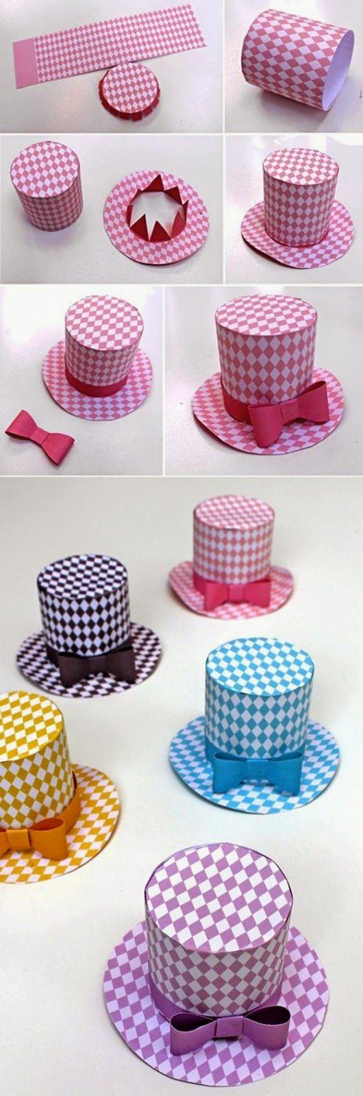M s de 25 ideas incre bles sobre como hacer sombreros for Como hacer un criadero de carpas