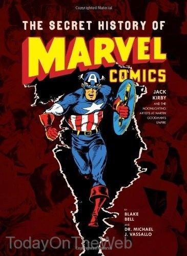 The Secret History of Marvel Comics: Jack Kirby and the Moonlighting Artists