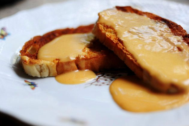 Welsh Rarebit Sauce