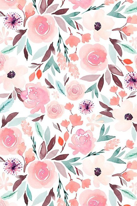 Fall Iphone Wallpaper Pinterest Indy Bloom Sage By Indybloomdesign Hand Painted