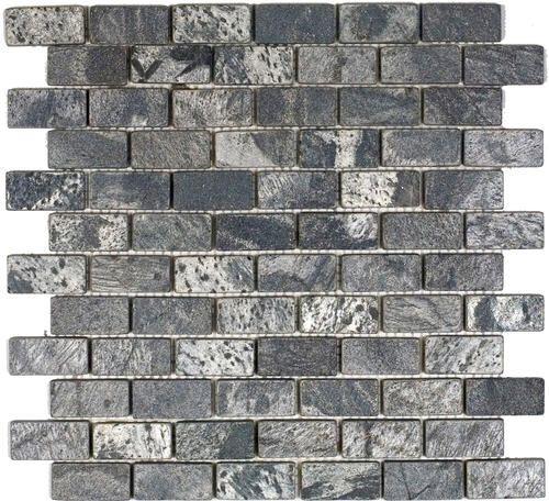 mosaic floor or wall tile 1 x 2 at menards kitchen backsplash