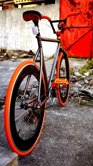 Sweet orange ride