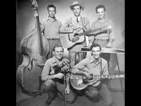 Hank Williams I saw the light ~ A country classic they even messed up the beginning and had to restart it... love it.