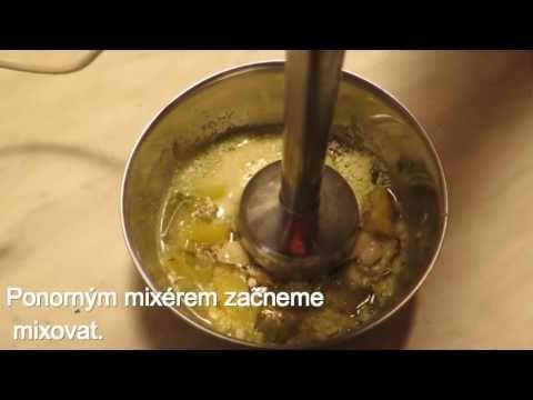 Veganská majonéza - YouTube