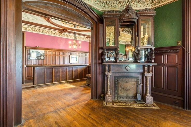 This Spectacular Victorian House for Sale is Over the Top In All the Best Ways