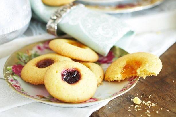 Delicious soft biscuits