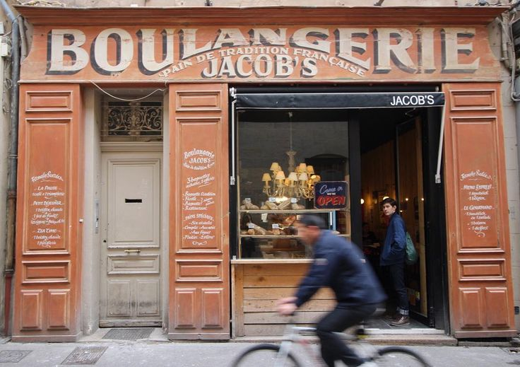 When in Aix-in-Provence, Jacob's is a must!