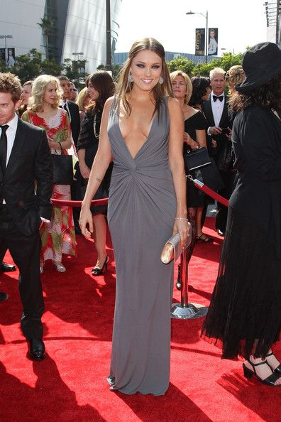 Clare Grant in 2011 Primetime Creative Arts Emmy Awards - Arrivals