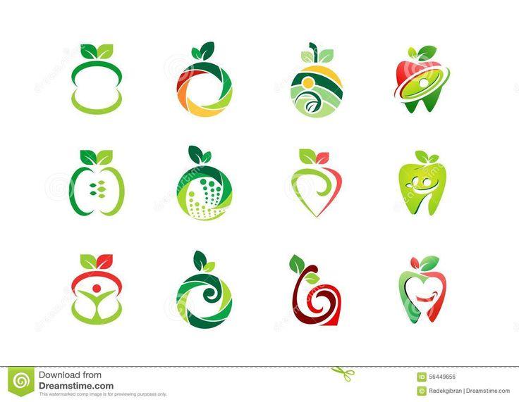 Resultado de imagem para diseños de logos para nutricion