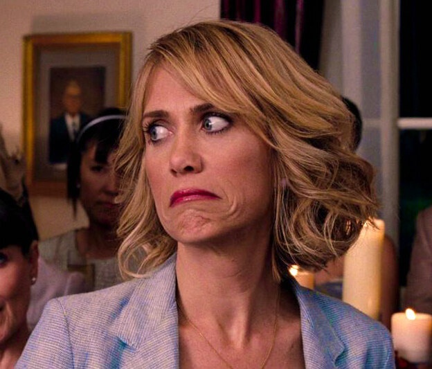 Kristen Wiig in Bridesmaids