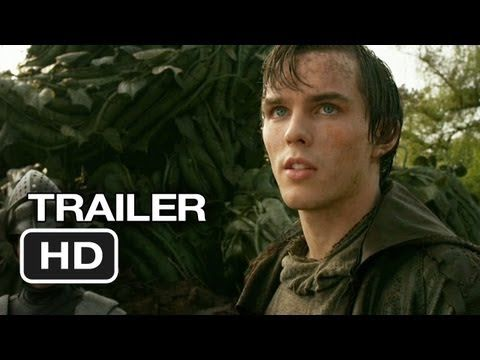 Jack The Giant Slayer.  Not sure how I feel yet, but I am glad to see Nicholas Hoult doing so many things.    Jack The Giant Slayer Official Trailer #1 (2013) - Bryan Singer Movie HD via Nerdist