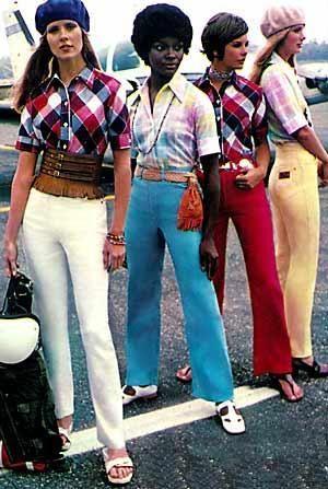 moda de los 70¡