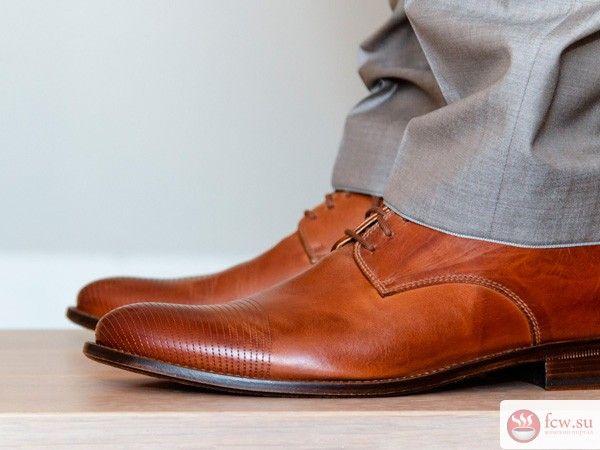 О мужчине расскажет его обувь https://www.fcw.su/blogs/otnoshenija/o-muzhchine-raskazhet-ego-obuv.html  Вы замечали, что многие мужчины тяготеют к одному определенному типу обуви? Кого-то не вытащишь из кроссовок, а кто-то даже для загородной прогулки предпочтет остроносые туфли из лаковой кожи. Психологи считают, что любимая папа обуви может многое поведать о характере вашего избранника.