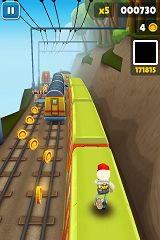 jeu Android Subway Surfers