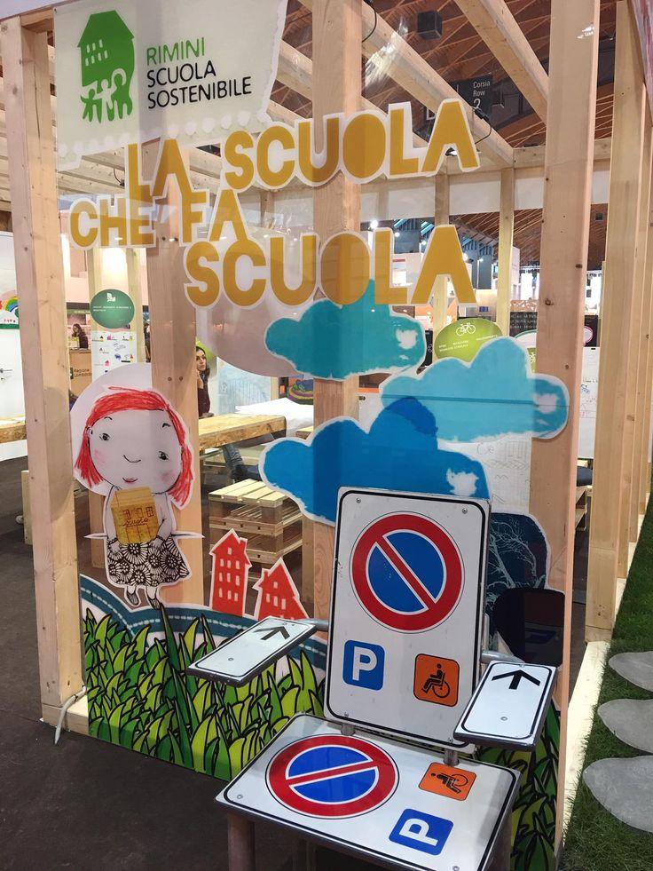 #ecomondo #fiera #rimini #scuola #sostenibile #riciclaggio