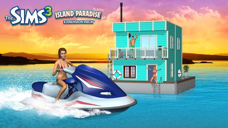 cool The Sims 3 | Island Paradise Expansion Pack